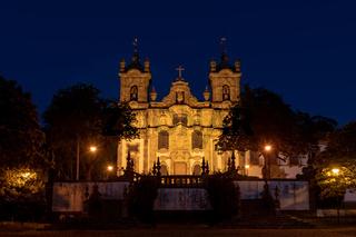 Monastary of Santa Marinha da Costa in Guimaraes