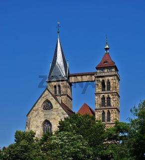 Stadtkirche St. Dionys in Esslingen am Neckar