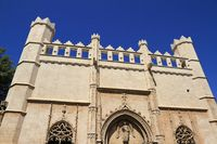 Lonja de Palma building at Palma de Mallorca, Spain