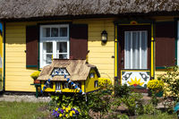 Houses 005. Fischland Darss Zingst. Germany