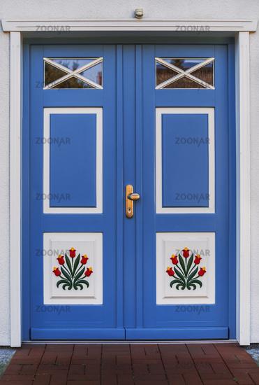 Darsser House Door