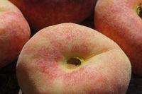 Prunus persica Samanta, Flat-Peach