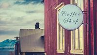 Iceland Coffee Shop