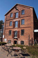historic Woltersburger mill on the Wipperau