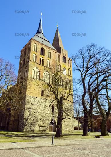Saint Marys Church Gransee, Brandenburg, Germany