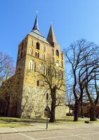 Saint Marys Church Gransee, Brandenburg, Germany