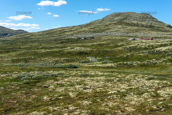 Rondane National Park in Norway