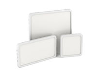 Led panels with different sizes