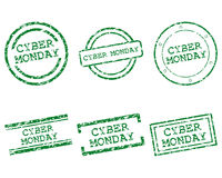 Cyber_monday Stempel - Cyber_monday stamps
