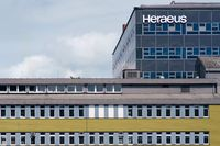 Heraeus technology group Hanau