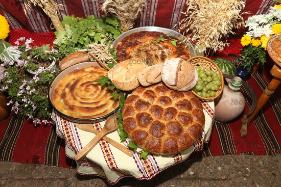 Fresh bread, brown, wheat, sliced, round, product, bagel, delicious, foodstuff, baking, homemade