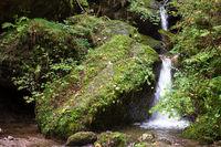 Bavarian Waterfall 001. Germany