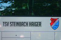 Team bus TSV Steinbach Haiger