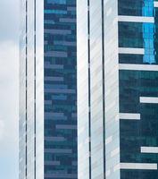 Business skyscraper background. SIngapore