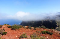 Viewpoint Mirador de Abrante in Agulo, La Gomera