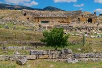 Heropolis near Pamukkale
