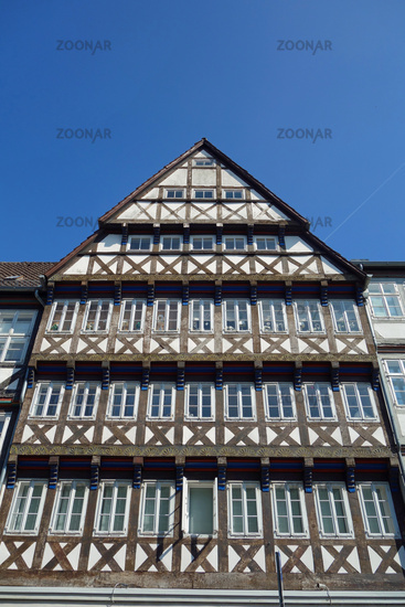 historical Old Town of Hannover