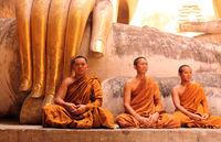ASIA THAILAND SUKHOTHAI WAT SI CHUM