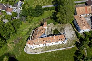 Schloss Allaman, Allaman, Waadt, Schweiz