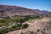 the famous Elqui-Valley