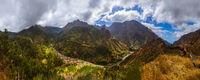 Mountain village Serra de Aqua - Madeira Portugal