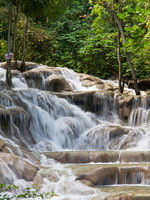 Falls at Dunns River