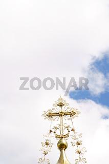 Goldenes Kreuz