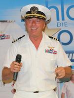Singer Kevin Marx of Die Schlagerpiloten