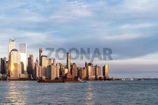 Lower Manhattan New York