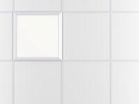 Square led panel