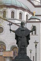 Saint Sava Statue