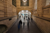 Indoors Grand Central Terminal - Grand Central Station