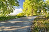 Boyd Lake bike trail