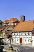 Eisenhardt Castle, Bad Belzig, Brandenburg, Germany