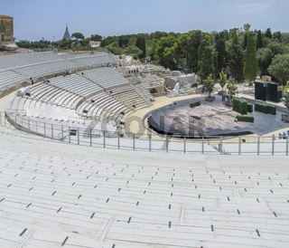 greek amphitheatre in Syracuse
