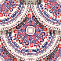 Hungarian motif tile 6
