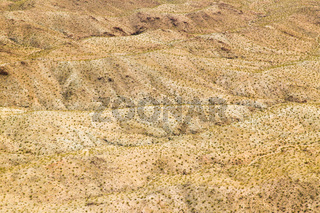 view of grand canyon desert