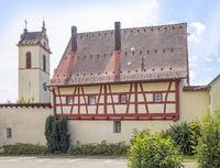 Church Mariä Himmelfahrt, Seitingen-Oberflacht