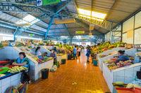 covered market of Otavalo Ecuador
