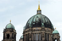 The Cathedral in Berlin. Germany