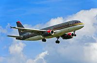Royal Jordanian Airbus A320-232