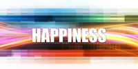 Happiness Corporate Concept