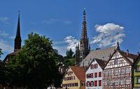 Churches in Esslingen, Germany