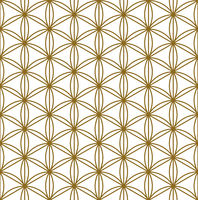 Seamless geometric pattern in style japanese ornament Kumiko