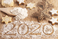 Christmas bakery and New Years Eve 2020