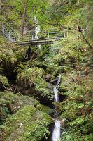 Bavarian Waterfall 002. Germany