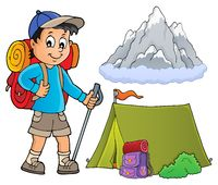 Image with hiker boy topic 1