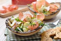South Tyrolean salad