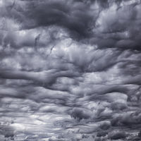 a bad weather cloudscape background
