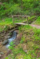Maia Waalweg path in Passeier valley, South Tyrol